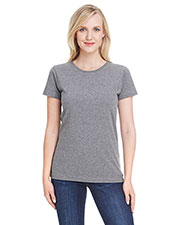 LAT 3516 Women Fine Jersey T-Shirt at GotApparel