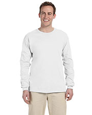Jerzees 363L Men 5 oz. HiDENSIT LongSleeve T-Shirt at GotApparel
