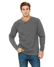 Bella + Canvas 3901 Unisex Sponge Fleece Crew Neck at GotApparel