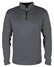 Badger 4102  B-Core 1/ 4 Zip at GotApparel
