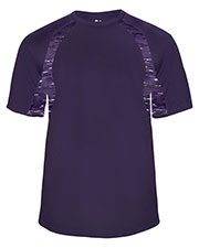 Badger 4142 Men Static Hook Tee at GotApparel