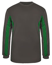 Badger 4157  Drive Long-Sleeve Performance Tee at GotApparel