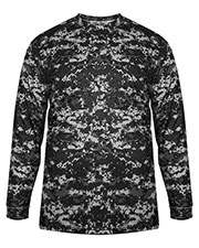 Badger 4184  Men's Long Sleeve Sublimated Tee at GotApparel