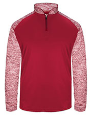 Badger 4197  Sport Blend 1/4 Zip at GotApparel