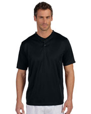 Augusta 426 Adult Wicking 2-Button Jersey at GotApparel