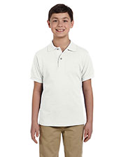 Jerzees 440Y Boys Pique Polo at GotApparel