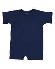 Rabbit Skins 4426 infants 5.5 Oz. T-Shirt Romper at GotApparel