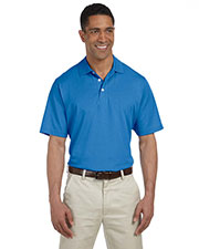 Ashworth 4570 Men High Twist Cotton Tech Polo at GotApparel
