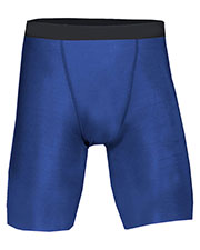 Badger 4607  Men's 8 Inseam B-Fit Blended Compression Short at GotApparel