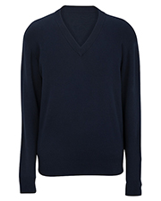 Edwards 4700  V-Neck Cotton Sweater at GotApparel