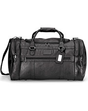 Gemline 4705 Unisex Large Executive Travel Bag at GotApparel