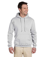 Jerzees 4997 Men 9.5 oz., 50/50 Super Sweats NuBlend Fleece Pullover Hood at GotApparel
