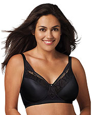 Playtex 4S73 Women Secrets Feel Gorgeous Seamless Wirefree Bra at GotApparel