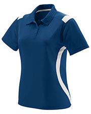Augusta 5016 Women's All-Conference Collared Coaching Sport Polo Shirt at GotApparel