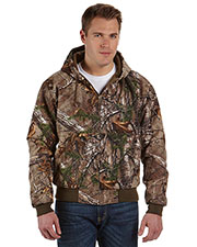 Dri Duck 5020RT Men's Tall Realtree® Xtra Cheyene Jacket at GotApparel