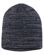 Sportsman Sp03  Marled Knit Beanie at GotApparel