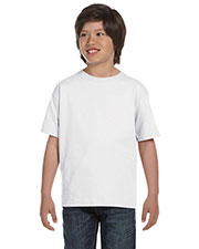 Hanes 5380 Boys 6.1 Oz. Beefy-Tee at GotApparel
