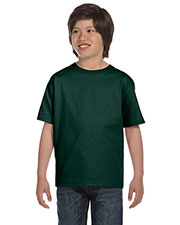 Hanes 5380 Boys 6.1 oz. Beefy-T at GotApparel