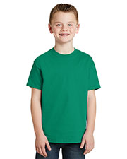 Hanes  - Youth Tagless  100%  Cotton T-Shirt.  5450 at GotApparel