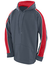 Augusta 5524 Boys Zest Fleece Hoody at GotApparel