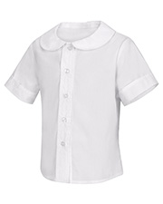 Classroom Uniforms 57320  S/S Peter Pan Blouse at GotApparel