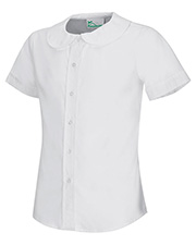 Classroom Uniforms 57322  S/S Peter Pan Blouse at GotApparel