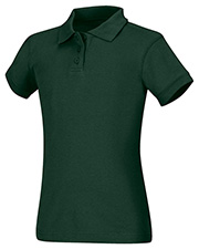 Classroom Uniforms 58582  Short Sleeve Fitted Interlock Polo at GotApparel