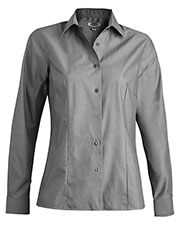 Edwards 5978 Women No-Iron Dress Long Sleeve Shirt at GotApparel