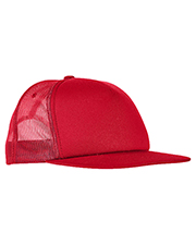 Yupoong 6005FF  Foam Trucker Snapback at GotApparel