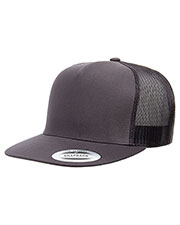 Yupoong 6006  5-Panel Classic Trucker Cap at GotApparel