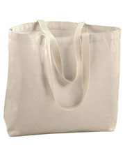 Augusta 600 Unisex Jumbo Large Canvas Tote Bag at GotApparel