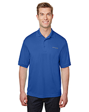 Columbia 6016 Men Perfect Cast™ Polo at GotApparel