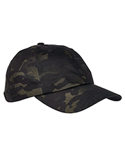 Yupoong 6245MC  Low Profile Cotton Twill Multicam® Cap at GotApparel