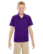 Extreme 65108 Boys Eperformance Shield Snag Protection Short-Sleeve Polo at GotApparel