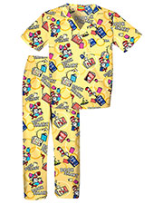 Tooniforms 6620C Unisex Top and Pant Scrub Set at GotApparel