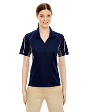 Extreme 75110 Women's Eperformance™ Parallel Snag Protection Polo with Piping at GotApparel