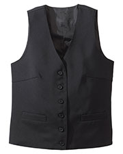 Edwards 7550 Women Firenza V-Neck Vest at GotApparel