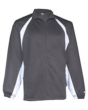 Badger 7702  Bd Tricot Hook Jacket at GotApparel