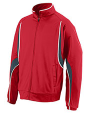 Augusta 7711 Boys Rival Front Zipper Jacket at GotApparel