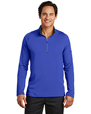 Nike 779795 Men 7.6 oz Dri-FIT Stretch 1/2-Zip Cover-Up at GotApparel