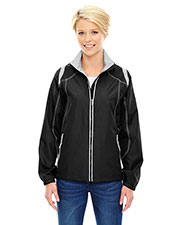 North End 78076 Women Endurance Lightweight Colorblock Jacket at GotApparel