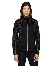 North End 78174 Women Gravity Performance Fleece Jacket at GotApparel