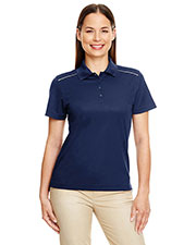 Ash City - Core 365 78181r   ' Radiant Performance Piqué Polo With Reflective Piping at GotApparel