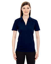 North End 78632 Women's Recycled Polyester Performance Pique Polo at GotApparel