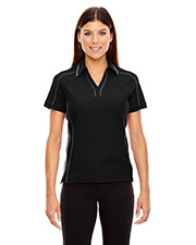 North End 78648 Women's Sonic Performance Polyester Pique Polo at GotApparel