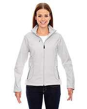 North End 78649 Women Escape Bonded Fleece Jacket at GotApparel