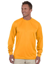 Augusta Drop Ship 788 Men's Wicking Long-Sleeve T-Shirt at GotApparel
