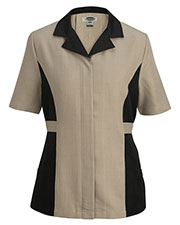 Edwards 7890 Women  Short-Sleeve Tunic at GotApparel