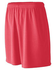 Augusta 806 Boys Wicking Mesh Athletic Short at GotApparel