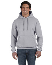 Fruit of the Loom 82130 Men 12 oz. Supercotton 70/30 Pullover Hood at GotApparel